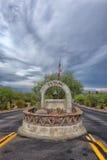 De V.S., Arizona, Tubac royalty-vrije stock afbeeldingen