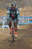 2014 de V.S. die cyclo-Dwarsingezetenen cirkelen Stock Fotografie