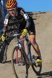 2014 de V.S. die cyclo-Dwarsingezetenen cirkelen Royalty-vrije Stock Fotografie