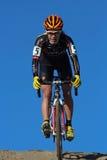 2014 de V.S. die cyclo-Dwarsingezetenen cirkelen Stock Afbeeldingen