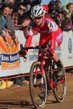 2014 de V.S. die cyclo-Dwarsingezetenen cirkelen Stock Foto