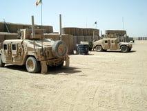 De V.S. Humvee `s Royalty-vrije Stock Afbeelding