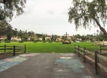 De V.S. De lente van 2015 Oude Opdracht Santa Barbara stock fotografie