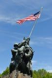 De V.S. Marine Corps Memorial in Washington DC de V.S. stock afbeeldingen