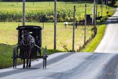 De V.S. - Ohio - Amish stock foto