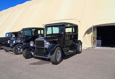 De V.S.: Oldtimer - 1927 Ford T Stock Afbeeldingen