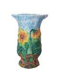 De vaas van de bloem Royalty-vrije Stock Fotografie