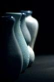 De vaas van het aardewerk Royalty-vrije Stock Afbeeldingen