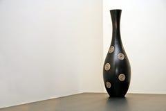De vaas van het glas royalty-vrije stock afbeelding