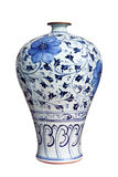 De vaas van het porselein Stock Afbeelding