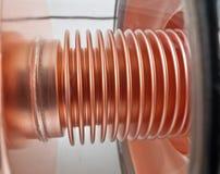 De vacuümbuis stock afbeelding