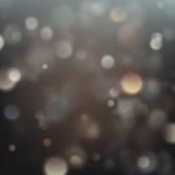 De vage lichten van Kerstmis EPS 10 vector Royalty-vrije Stock Fotografie