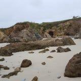 De vakantie van Bretagne stock fotografie