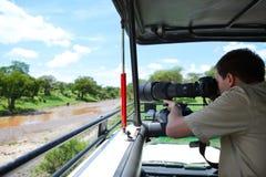 De vakantie van de safari royalty-vrije stock foto's