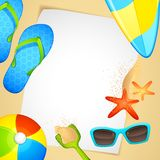 De Vakantie van de vakantie Stock Foto