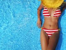 De vakantie van de zomer Stock Foto