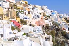De vakantie van de zomer in Griekenland Royalty-vrije Stock Foto's
