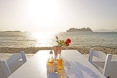 De vakantie van Griekenland Royalty-vrije Stock Afbeelding