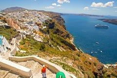 De vakantie van Griekenland Stock Fotografie