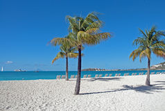 De vakantie van het strand Royalty-vrije Stock Foto's