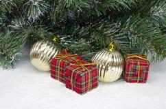 De vakantie van Kerstmis Stock Foto