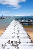 De Vakantie van Tahoe van het meer royalty-vrije stock afbeelding