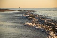 De vakantieachtergrond van de strandvakantie royalty-vrije stock afbeeldingen