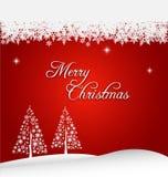 De vakantieachtergrond van Kerstmis Royalty-vrije Stock Foto's