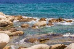 De Vakantieoverzees van de de zomerreis Stock Afbeelding