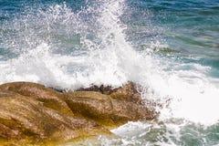 De Vakantieoverzees van de de zomerreis Stock Foto's
