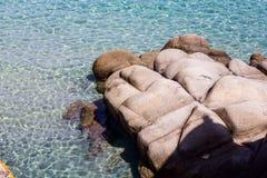 De Vakantieoverzees van de de zomerreis Stock Foto