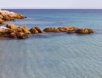 De Vakantieoverzees van de de zomerreis Royalty-vrije Stock Afbeelding