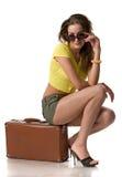 De vakanties van de zomer Stock Foto