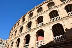 De Valencia Plaza de Toros Lizenzfreie Stockfotografie