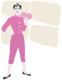 De Valentijnskaart van Capri Royalty-vrije Stock Fotografie