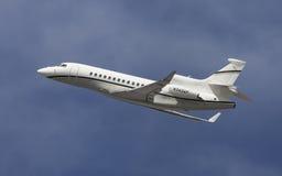 De Valk van Dassault 7X royalty-vrije stock foto