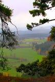 De vallei gluurt Royalty-vrije Stock Afbeelding