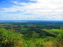 De vallei Nova Scotia van lookoffannapolis stock afbeelding