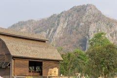 De Vallei van Baanklang Stock Fotografie