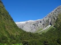 De Vallei van Cleddau, Nieuw Zeeland Royalty-vrije Stock Afbeelding