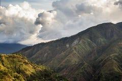 De vallei van de berg Royalty-vrije Stock Afbeelding