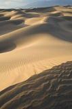De Vallei van de Dood van de Duinen van het zand royalty-vrije stock fotografie