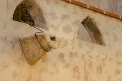De Vallei van de het Kasteeldood van Scotty, Californië Royalty-vrije Stock Foto's