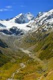 De vallei van de Kaukasus royalty-vrije stock fotografie