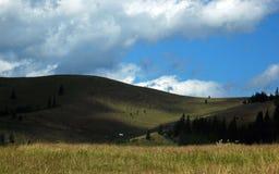 De vallei van de schaduw Royalty-vrije Stock Afbeelding