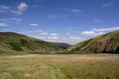 De vallei van de universiteit stock afbeelding