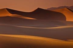 De Vallei van de woestijndood Royalty-vrije Stock Afbeeldingen