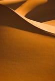 De Vallei van de woestijndood Stock Fotografie
