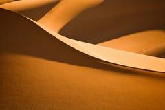 De Vallei van de woestijndood Stock Afbeeldingen