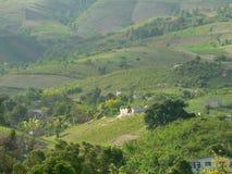 De vallei van Haïti royalty-vrije stock foto's